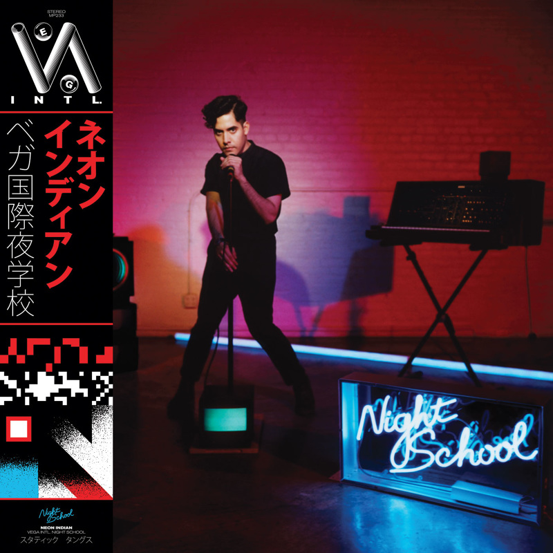 Neon Indian - Psychic Chasms / Mind Ctrl: Psychic Chasms Possessed