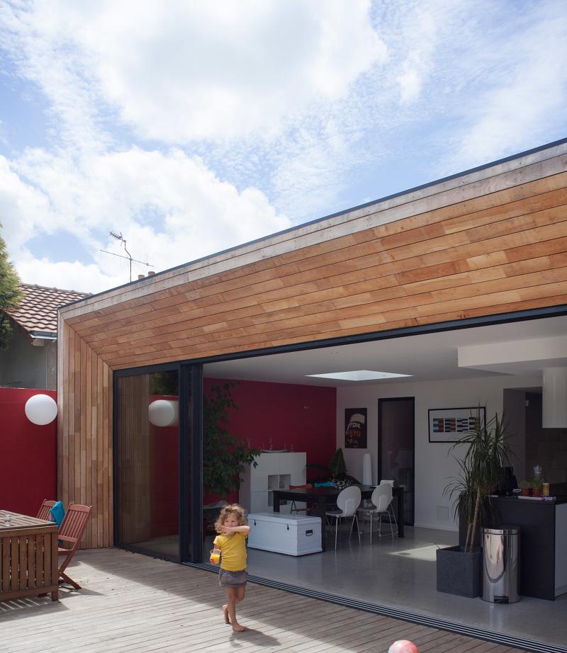maison boum brut architectes rez 44 fran ois dantart photographe d 39 architecture. Black Bedroom Furniture Sets. Home Design Ideas